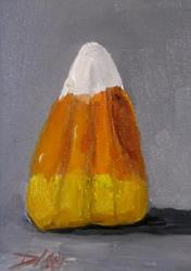 Art: Candy Corn-sold by Artist Delilah Smith