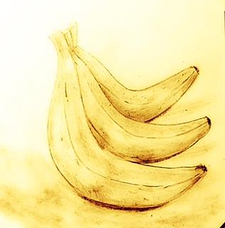 Art: Bananas by Artist Ulrike 'Ricky' Martin