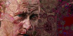 Art: Vladimir Putin: Man of Power by Artist Alma Lee