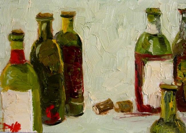Art: Old Burgundy by Artist Delilah Smith