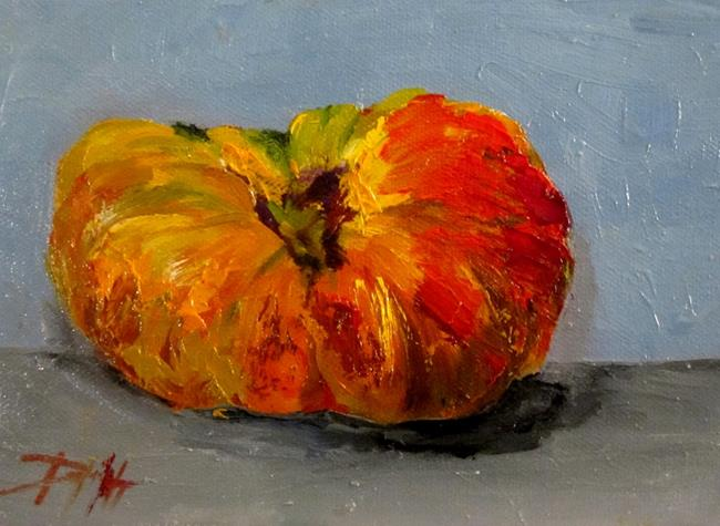 Art: Heirloom Tomato by Artist Delilah Smith