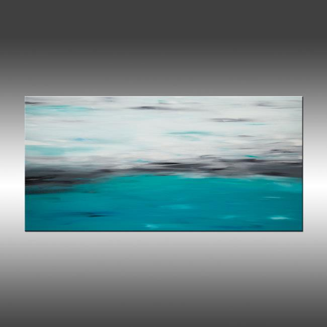 Art: Sunrise 34 by Artist Hilary Winfield