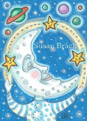 Art: STAR JUGGLER by Artist Susan Brack