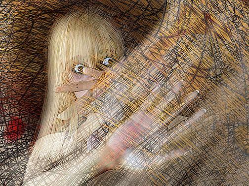 Art: Flashback: Fear's Second life by Artist Alma Lee