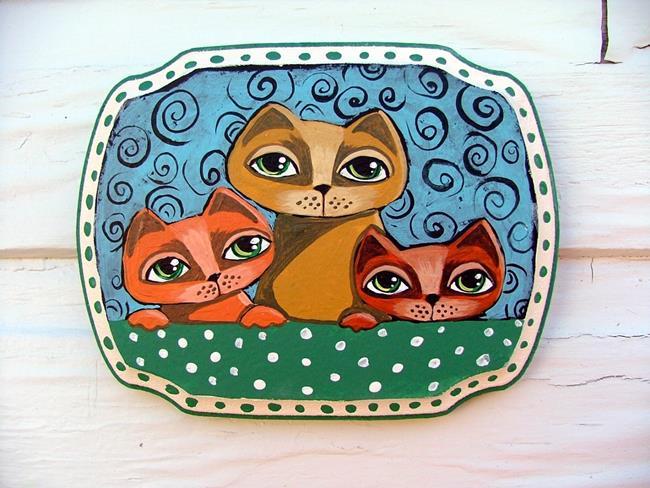 Art: Happy by Artist Cindy Bontempo (GOSHRIN)