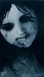 Art: Break Me by Artist Christine E. S. Code ~CES~