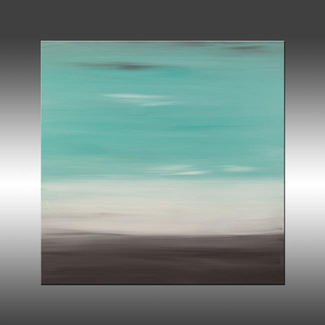 Art: Sunset 37 by Artist Hilary Winfield