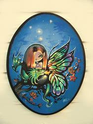 Art: On A Dream by Artist Nico Niemi