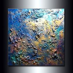 Art: UNIVERSE by Artist HENRY PARSINIA