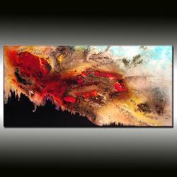 Art: MYSTIC NIGHT by Artist HENRY PARSINIA