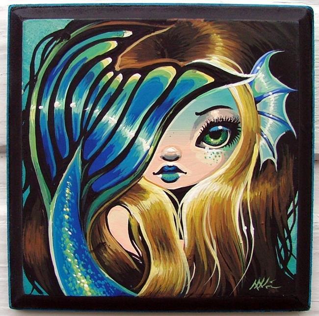 Art: She Sea by Artist Nico Niemi