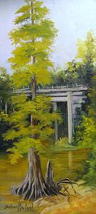 Detail Image for art Under The Bridge Village Creek