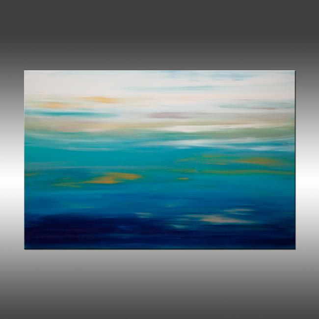 Art: Sunrise 32 by Artist Hilary Winfield
