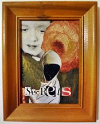 Art: Secrets by Artist Vicky Helms
