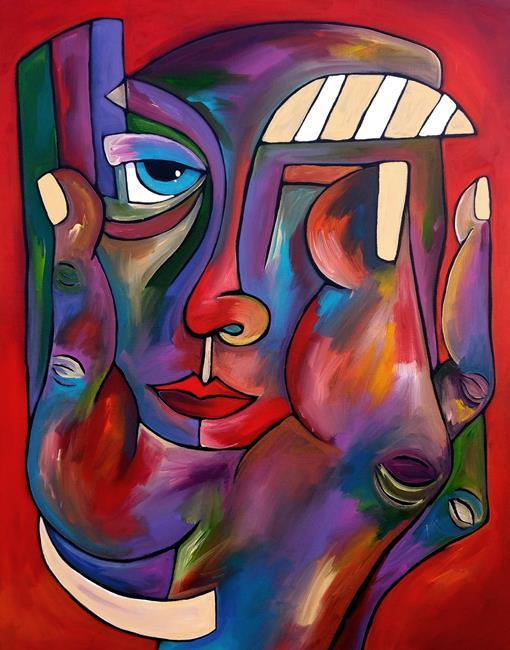 Abstract Art Face Photos