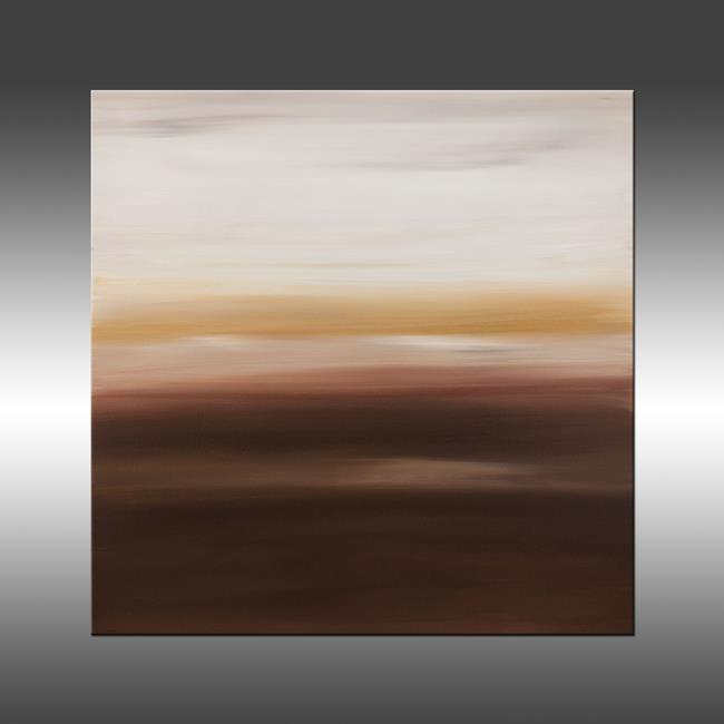 Art: Sunset 25 by Artist Hilary Winfield