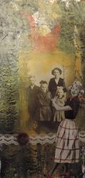 Art: family by Artist Nancy Denommee
