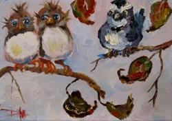 Art: Best Friends No.3 by Artist Delilah Smith