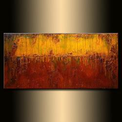 Art: AUTUMN SOUL 3 by Artist HENRY PARSINIA