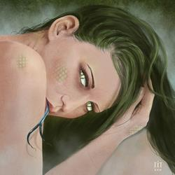 Art: Second Skin by Artist Amanda Makepeace