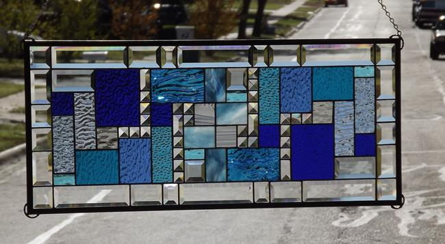 Art: Big blue # 1667  by Artist Chris Gleim