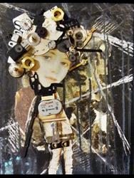 Art: Sometimes It's Time by Artist Vicky Helms