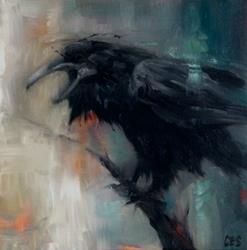 Art: Omen by Artist Christine E. S. Code ~CES~