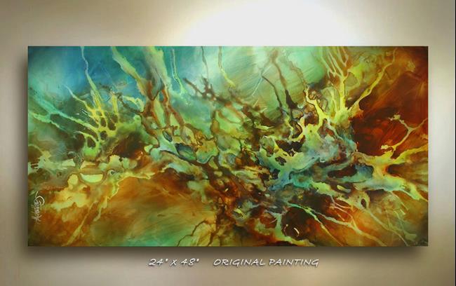 Art: z60 by Artist Michael A Lang