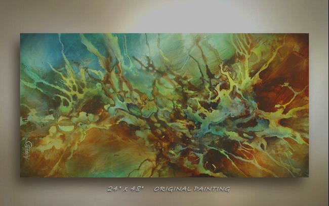 Art: z61 by Artist Michael A Lang