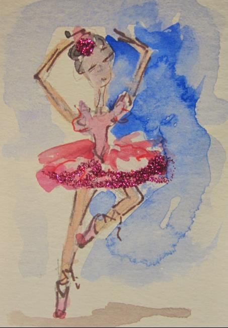 Art: 9 Ladies Dancing by Artist Delilah Smith