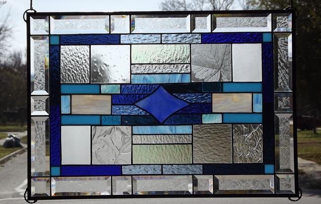Art: Sapphire Blue # 1674 by Artist Chris Gleim