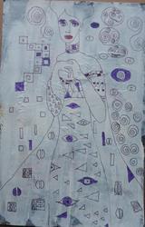 Art: lola by Artist Nancy Denommee