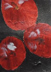 Art: apples #11 by Artist Nancy Denommee