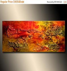Art: LOVE UNLIMITED by Artist HENRY PARSINIA