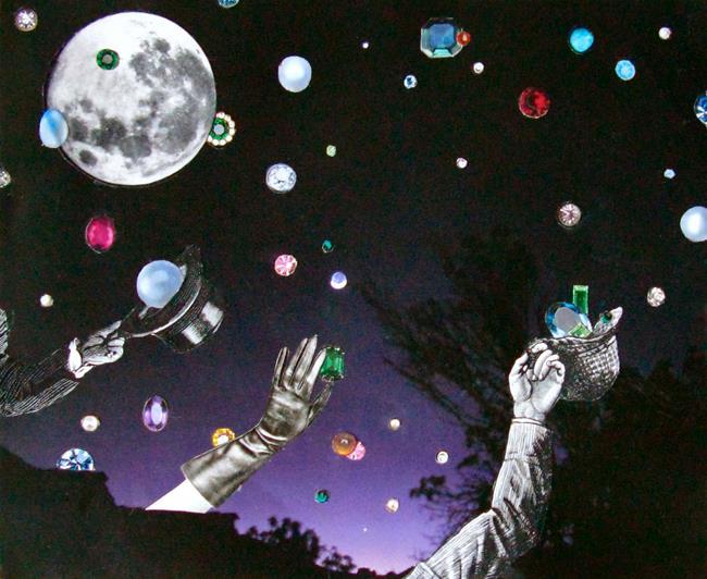 Art: Catch A Falling Star by Artist Shawn Marie Hardy