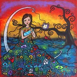 Art: Lullaby of Yesteryear by Artist Juli Cady Ryan