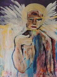 Art: arcangel by Artist Nancy Denommee
