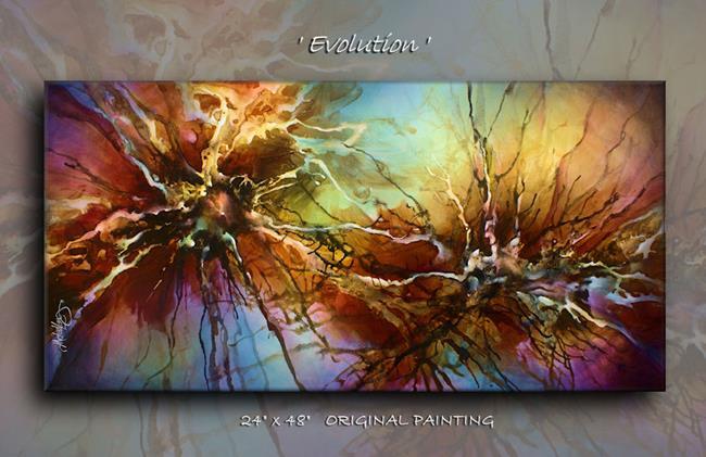 Art: x1 by Artist Michael A Lang
