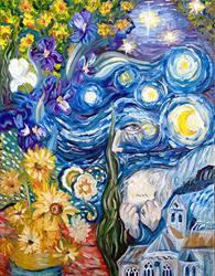 Art: Vincent by Artist Alma Lee