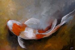 Art: Zen by Artist Christine E. S. Code ~CES~