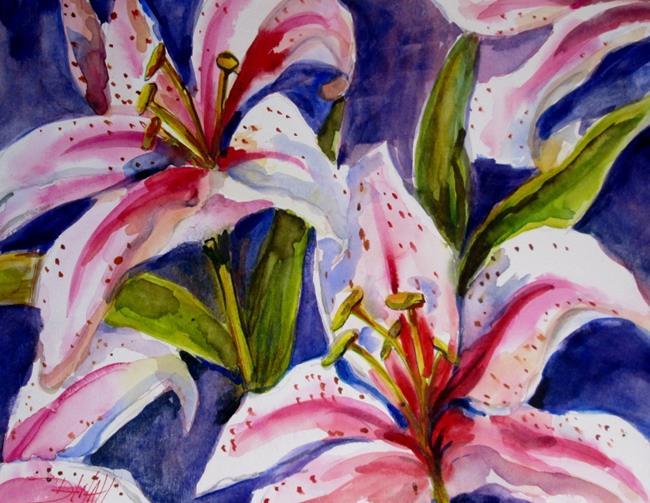 Art: Stargaze Lilly by Artist Delilah Smith
