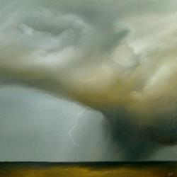 Art: Sweeping Across the Prairies by Artist Christine E. S. Code ~CES~