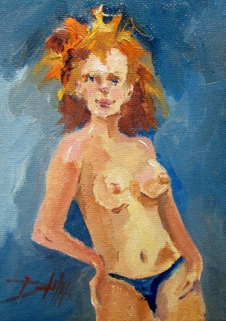 Art: Nudes No. 2 by Artist Delilah Smith