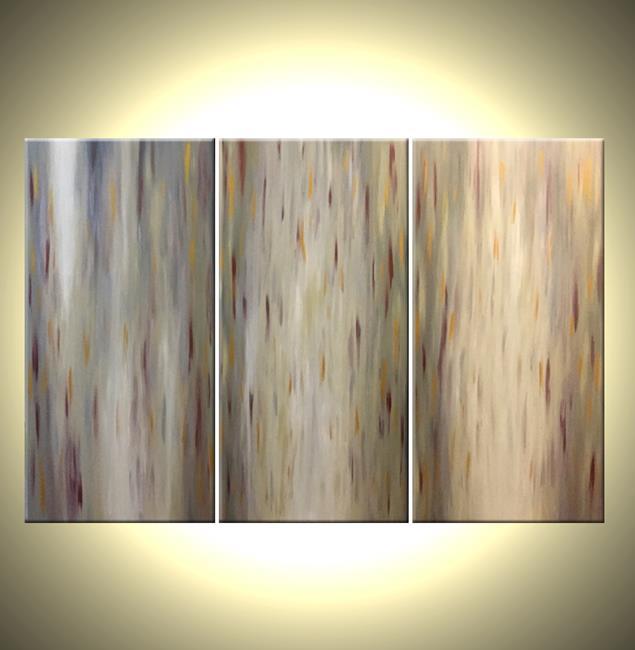 Art: GOLDEN RAINS by Artist Daniel J Lafferty