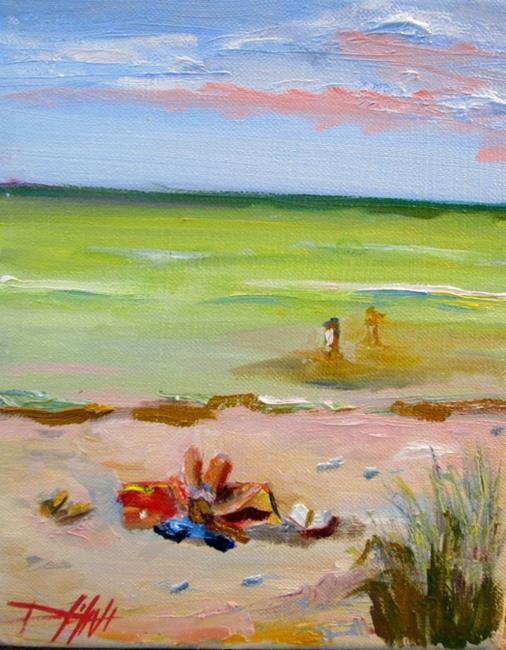 Art: Summer Summer by Artist Delilah Smith