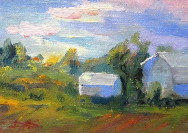 Art: Morning Sun by Artist Delilah Smith