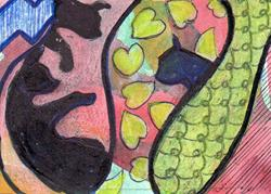 Art: img2014225 by Artist Judith A Brody