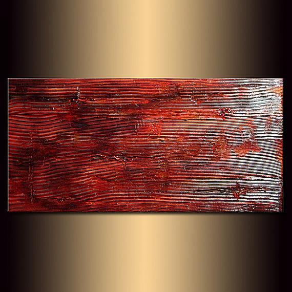 Art: AUTUMN BREEZE by Artist HENRY PARSINIA