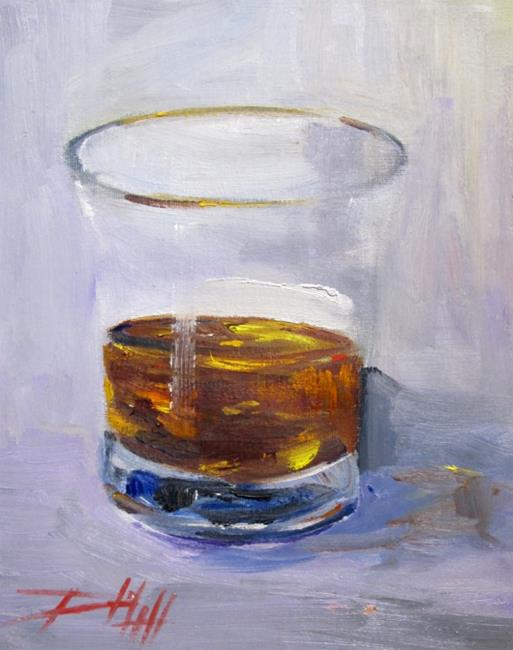 Art: Irish Whisky by Artist Delilah Smith