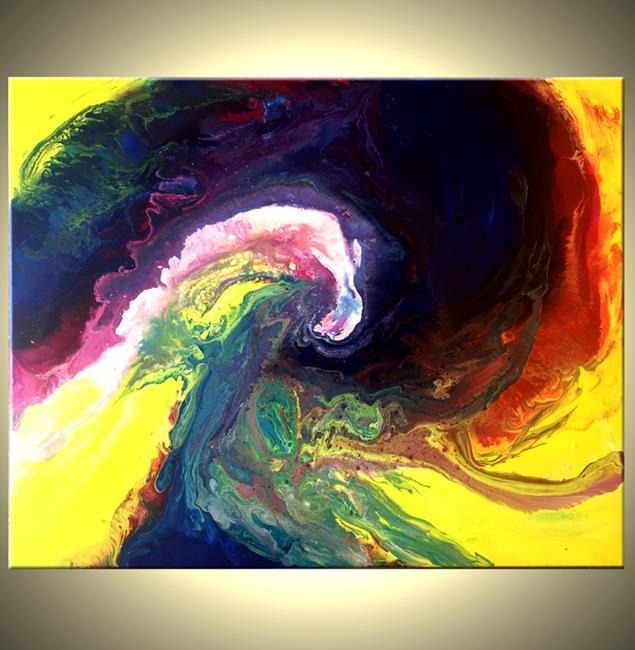 Art: MELTING HORIZON by Artist Daniel J Lafferty